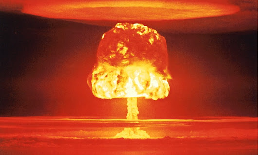 Why we must rid the world of nuclear weapons | Eric Schlosser | Comment is free | The Guardian