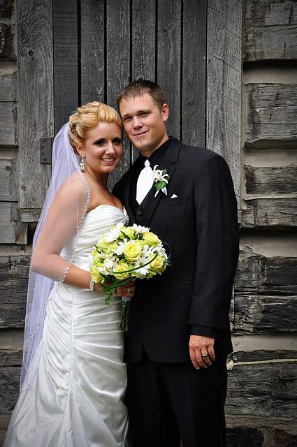 Katie and Derek - Married!