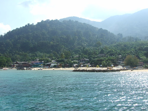 View from Genting Village Jetty II