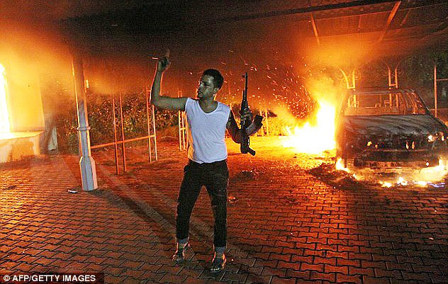 Shocking: The September 11, 2012 attack on the U.S. consulate shocked killed four Americans. It also became sparked a political firestorm that distorted the facts of what really happened, the authors say