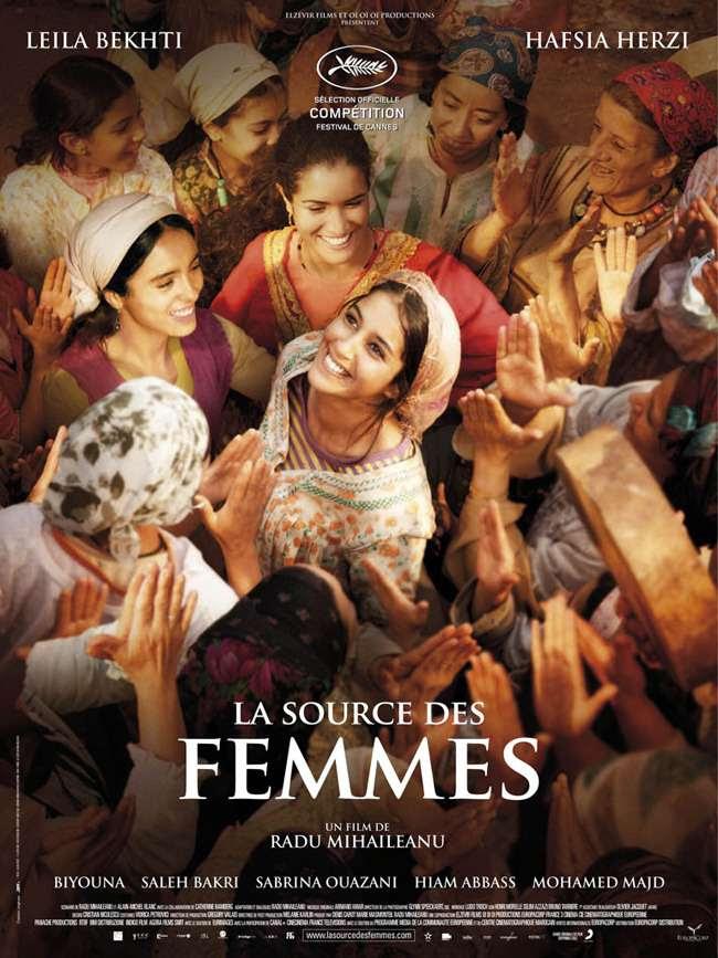 affichelasourcedesfemme Radu Mihaileanu   La source des femmes (2011)