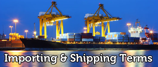 Importing, Exporting, TT, WU, MOQ, FCL, LCL ALL EXPLAINED!