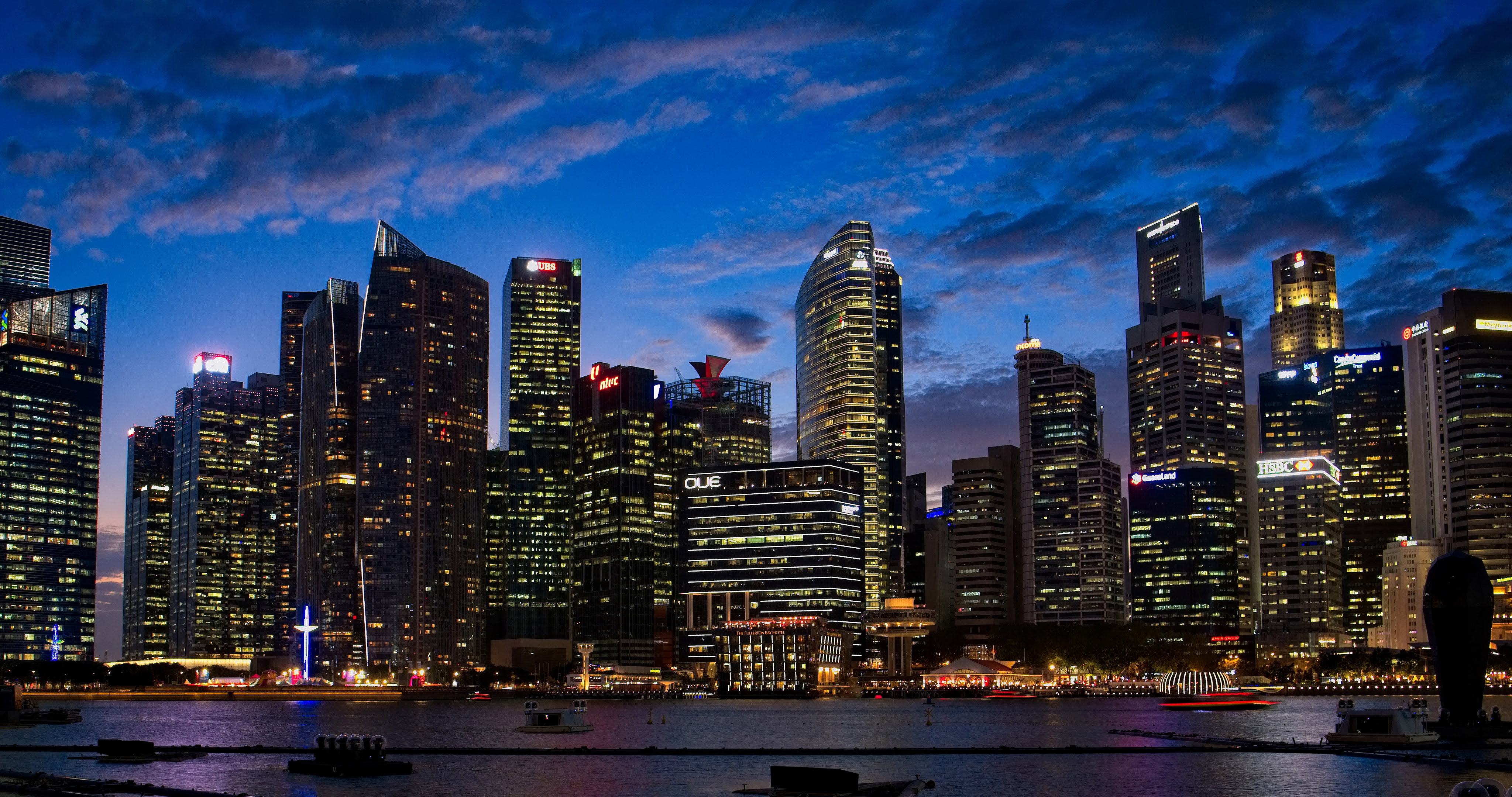 City Lights Buildings 4k, HD Photography, 4k Wallpapers ...