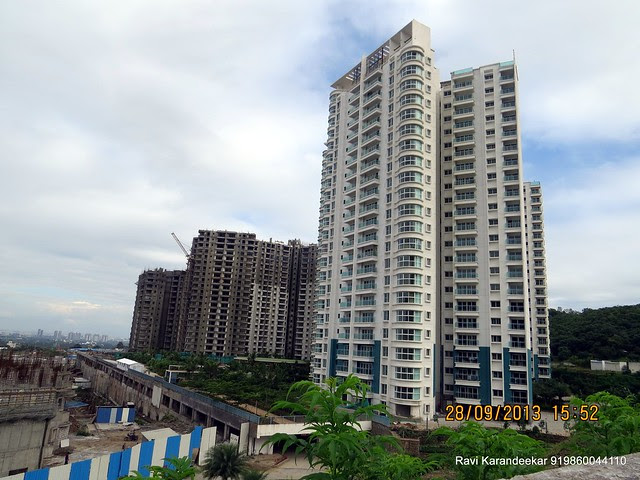 Mystic Towers & Sangria Towers, Megapolis, Hinjewadi Phase 3, Pune 411 057 on 28th & 29th September 2013