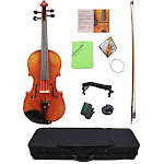 4/4 acoustic violin fiddle spruce wood front board flame
