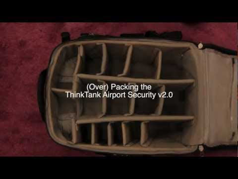 Review - Think Tank Photo Airport Roller Derby - A Roller Bag for Mirrorless?