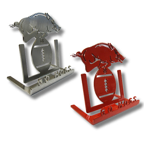 Arkansas Razorbacks Business Card Holder
