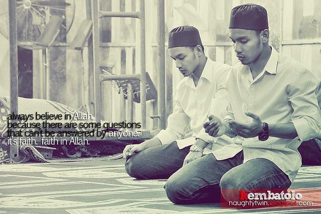 faith in Allah