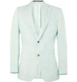 Richard James Slim-fit Linen Blazer
