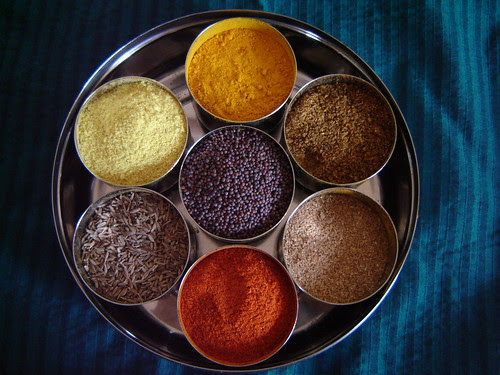 Indian Spice Box