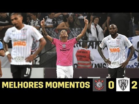 CORINTHIANS X INDEPENDIENTE DEL VALLE