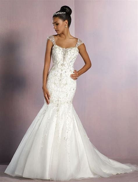Alfred Angelo Disney 253/Tiana wedding dress
