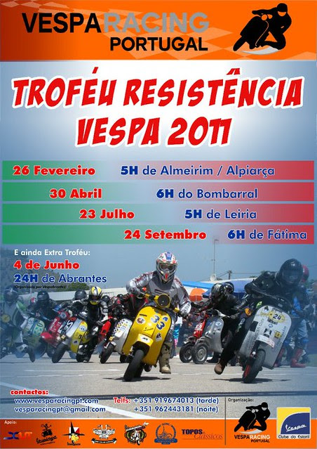 Vespa Racing 2011