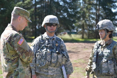 Army, Navy, Air Force dental commands band together during war training exercise