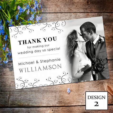 Wedding Thank You Cards & Envelopes
