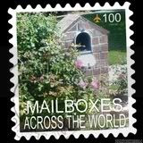 Mailbox Monday (Mailboxes across the World)