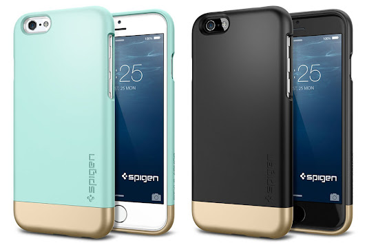 Spigen Style Armor Case for iPhone 6