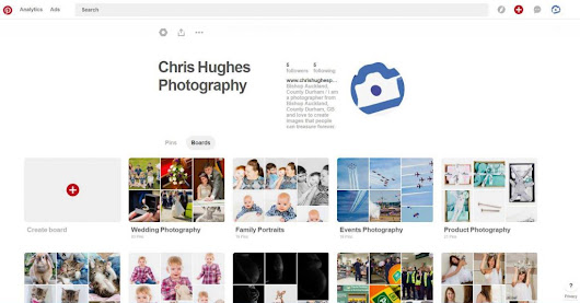 My experience with Pinterest - Chris Hughes Photography | Bishop Auckland Photographer