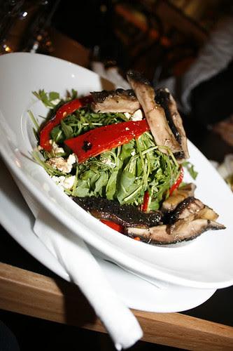 Mushroom & Feta Salad