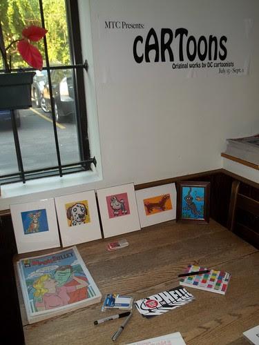 101_5951 cARToons exhibit