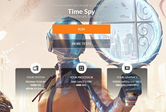 3DMark Time Spy DirectX 12 benchmark released - Software - News - HEXUS.net