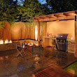 3013 NE 9th - mediterranean - patio - portland - by Donna Wax, Architect