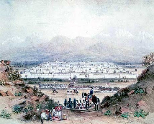 The Anglo-Afghan Wars