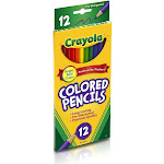 Crayola Colored Pencil Set - 12 count