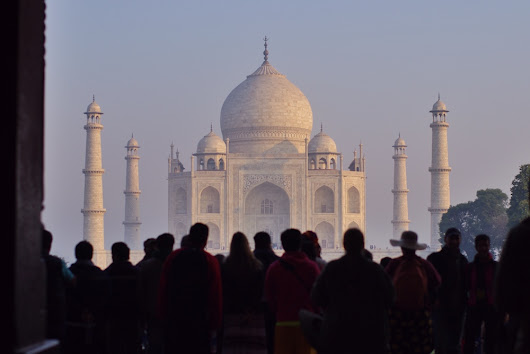 Samsung And UNESCO Are Offering VR Tours Of The Taj Mahal; Ivanha Paz; PSFK