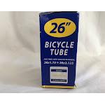 "Goodyear Bicycle Tube, Black, 26"""