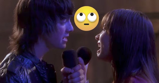 "Can We Talk About That ""Camp Rock"" Scene Where Shane Was Rude As Hell To Mitchie?"