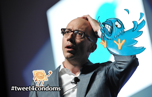 #TwitterWTF? Let's change their condom stance - Condom Monologues