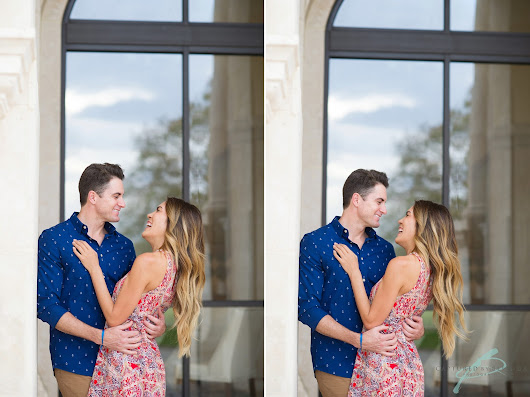 Jade & Matt | Orlando Engagement Session | Orlando Wedding Photographer