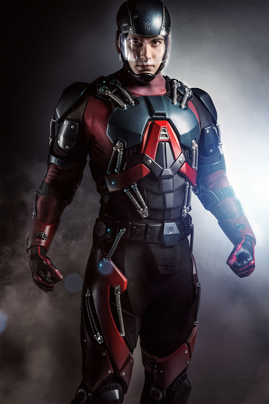 The Atom em Legends of Tomorrow