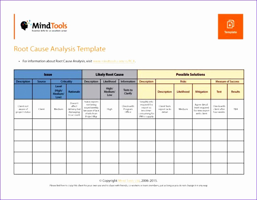 excel fishbone diagram template h0kkg lovely 40 effective root cause analysis templates forms amp examples of excel fishbone diagram templaten1o033