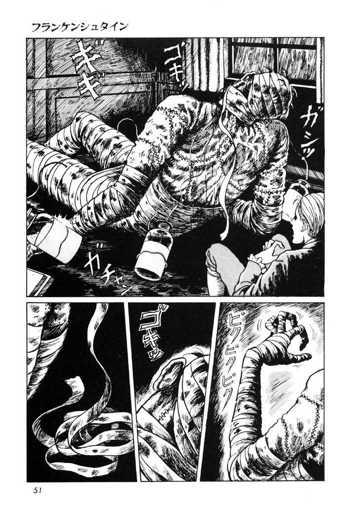 Junji Ito - Frankenstein, Page 051