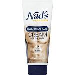 Nad's Hair Removal Cream for Men - 6.8 fl oz tube