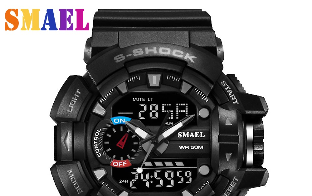 HombreRelojes Comprar Reloj De Deportivos Digital Cuarzo Para DYEWH29I