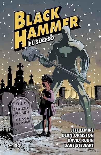 Resultado de imagen de black hammer 1 y 2