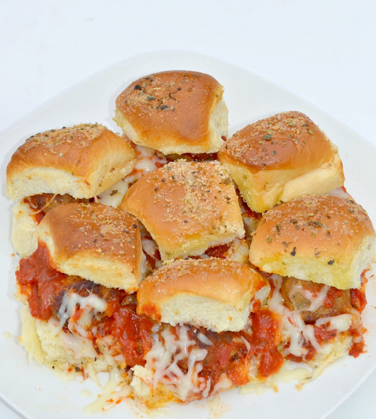 Delicious & Simple Meatball Sliders