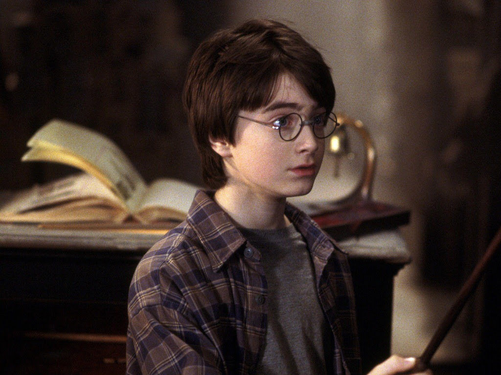 Daniel Radcliffe In Harry Potter And The Philosophers Stone