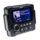 MB Quart - GMR-LED - 160 Watt Powered AM/FM/Bluetooth Off-Road & Marin