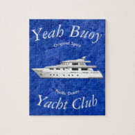 Yacht Club Yeah Buoy Puzzles