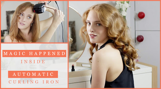 Automatic Curling Iron: Demand of the Decade | My Curling Iron