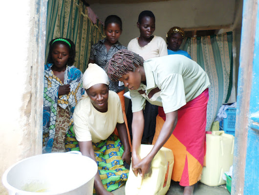 4 ways a recycled bar of soap is creating change in Uganda | ONE