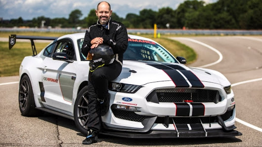 Elite Squad of Ford Performance Test Drivers Helps Make All Ford Cars Better | Ford Media Center