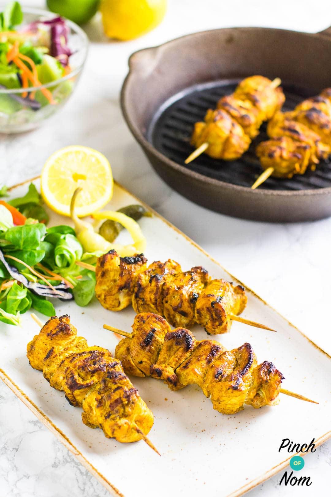 turkey mince kebabs slimming world