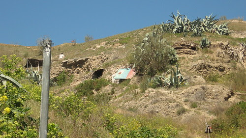 Sacromonte Gypsy Cave Dwelling