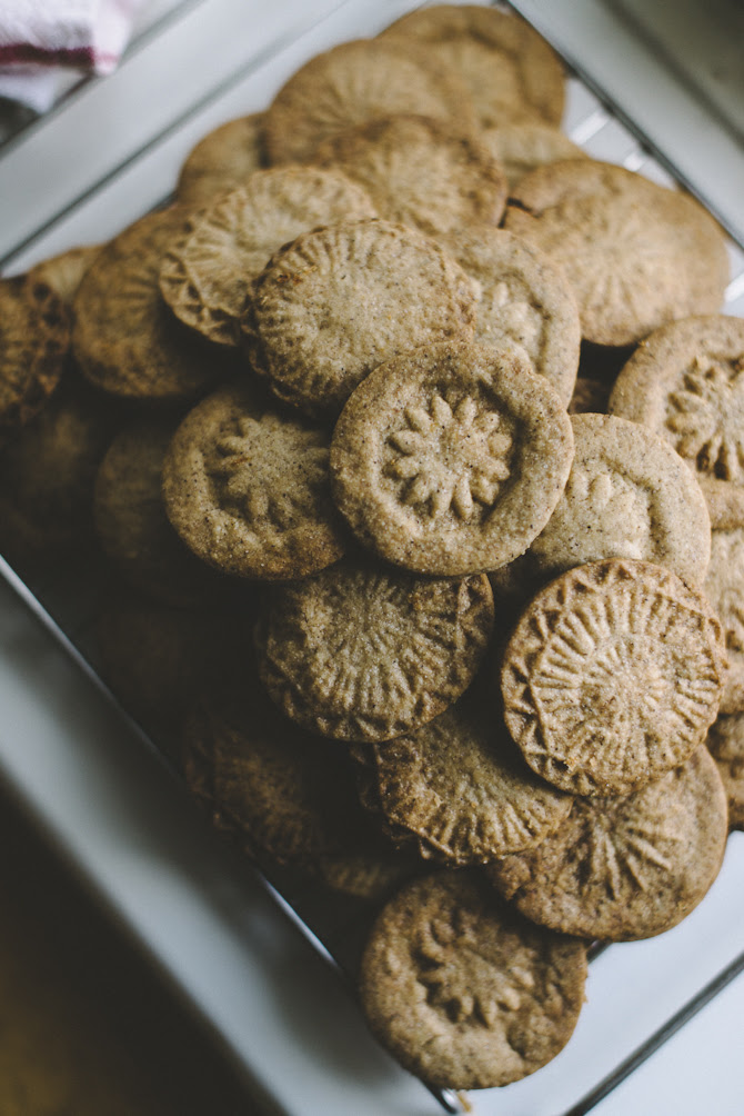 Winter cookies by Babes in Boyland3