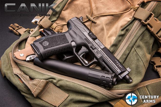 Canik suppressor-ready TP9SFT